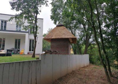 Reetdach Neubau